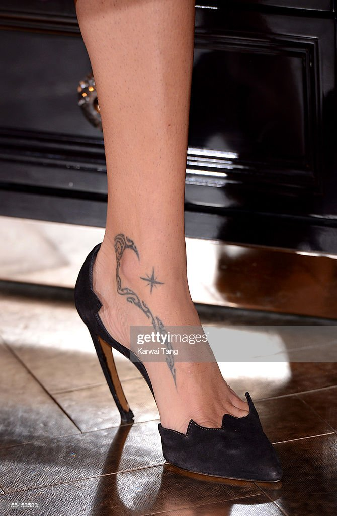 Angel Tattoos Stock Photos And Pictures Getty Images Ideas And Designs