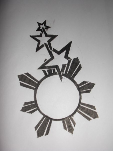 3 Stars 1 Sun By Radly Sera On Deviantart Ideas And Designs