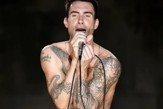 An Exhaustive Taxonomy Of Adam Levine's Tattoos The Cut Ideas And Designs