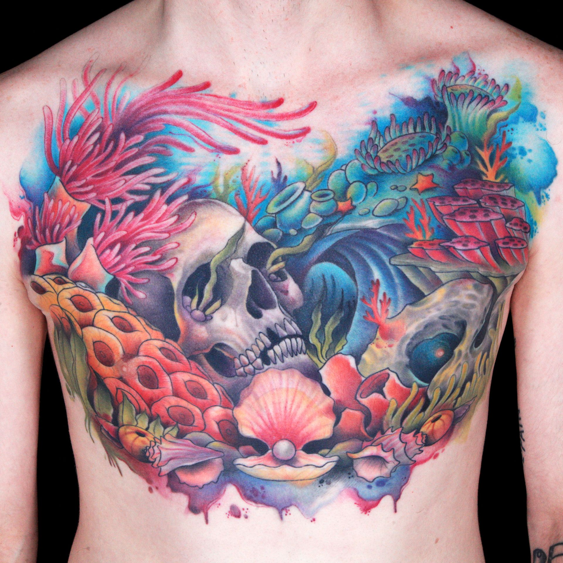 24 Hour Master Canvases Ink Master Ideas And Designs