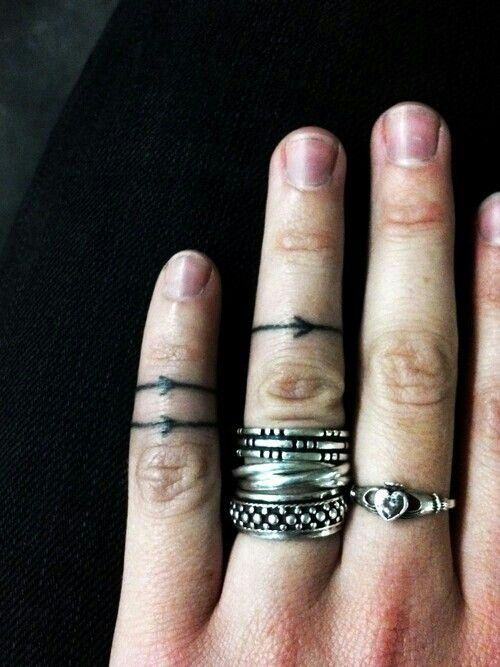 Arrow Band Tattoos Ink Pinterest Ideas And Designs