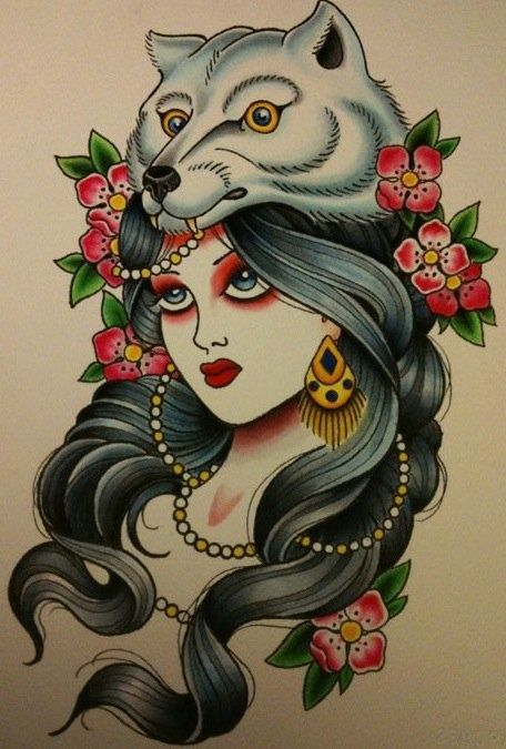 1000 Ideas About Traditional Gypsy Tattoos On Pinterest Ideas And Designs