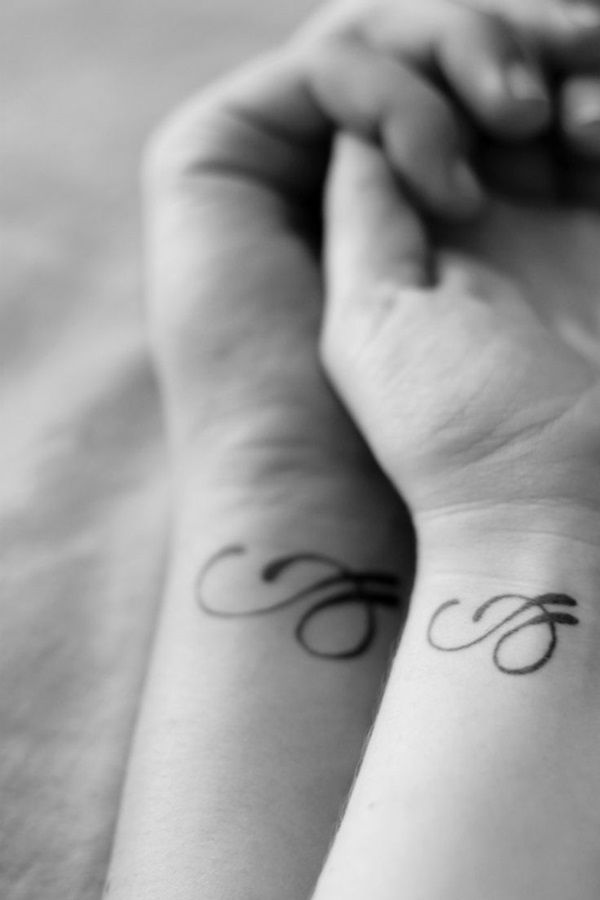 50 Cute Matching Couple Tattoo Ideas Tattoos Pinterest Ideas And Designs
