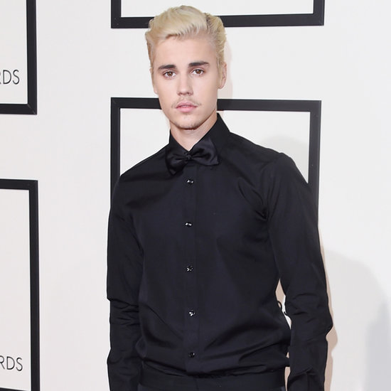 Justin Bieber And His Little Brother At The Grammys 2016 Ideas And Designs