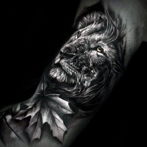 50 Realistic Lion Tattoo Designs For Men Felidae Ink Ideas Ideas And Designs