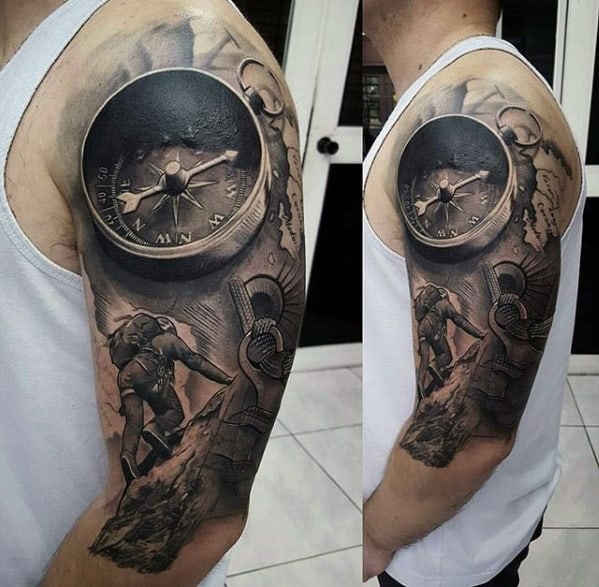 50 Unbelievable Tattoos For Men Inconceivable Ink Design Ideas Ideas And Designs