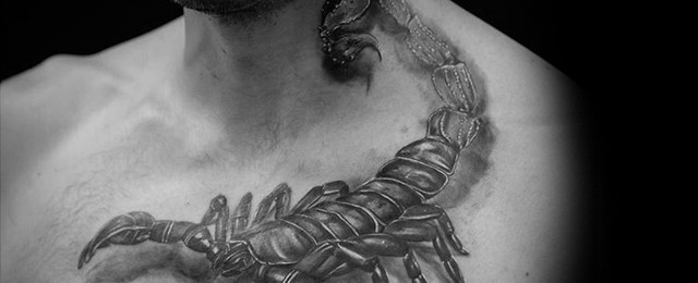 70 Scorpio Tattoo Designs For Men Astrological Sign Ideas Ideas And Designs