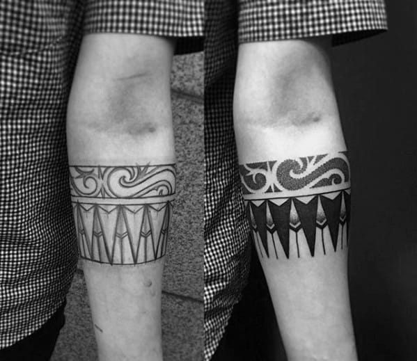 50 Tribal Armband Tattoo Designs For Men Masculine Ink Ideas Ideas And Designs