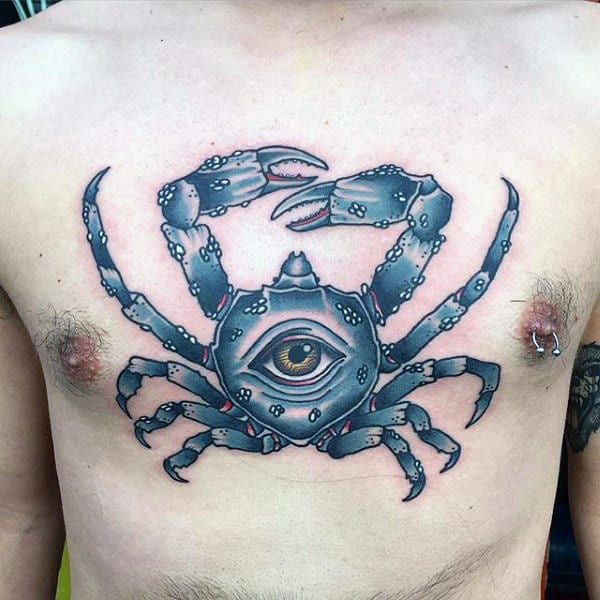 80 Crab Tattoo Designs For Men Masculine Ink Ideas Ideas And Designs