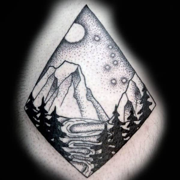 40 Constellation Tattoos For Men Star Formation Designs Ideas And Designs