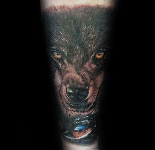 60 Sick Wolf Tattoo Designs For Men Manly Ink Ideas Ideas And Designs