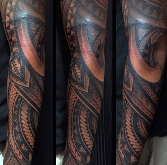 90 Samoan Tattoo Designs For Men Tribal Ink Ideas Ideas And Designs