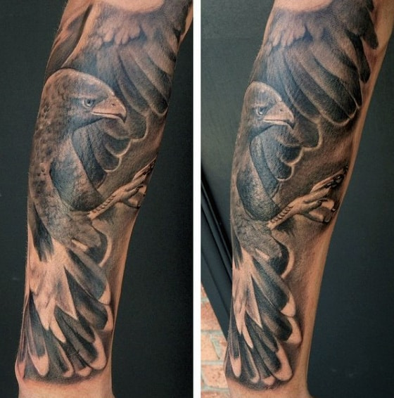 100 Hawk Tattoo Designs For Men Masculine Bird Ink Ideas Ideas And Designs