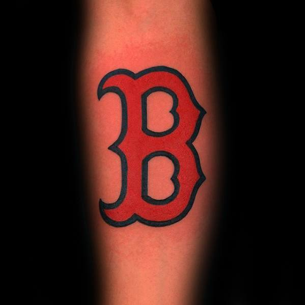 60 Boston Red Sox Tattoos For Men Baseball Ink Ideas Ideas And Designs