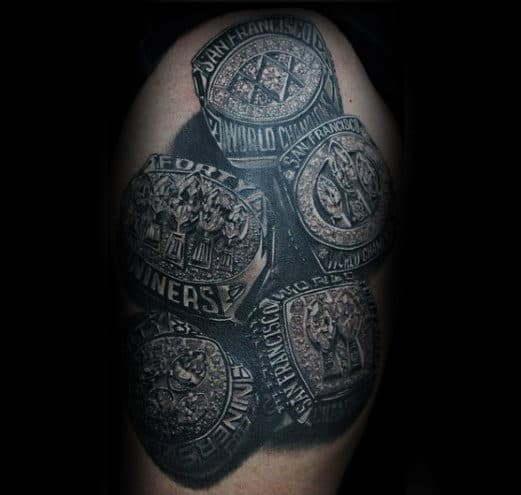 50 San Francisco 49Ers Tattoos For Men Football Design Ideas Ideas And Designs