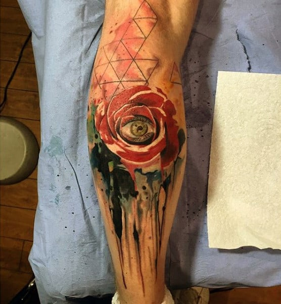 Top 100 Eye Tattoo Designs For Men A Complex Look Closer Ideas And Designs