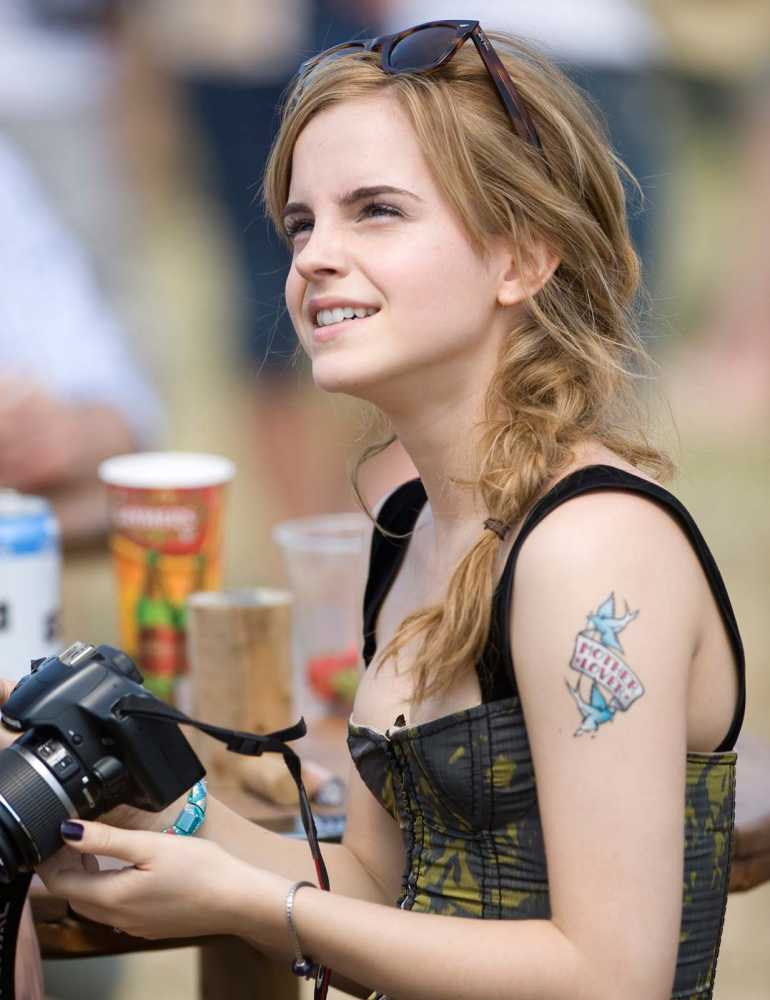 Most Gorgeous Female Celebrity Tattoos To Get Inspired Ideas And Designs