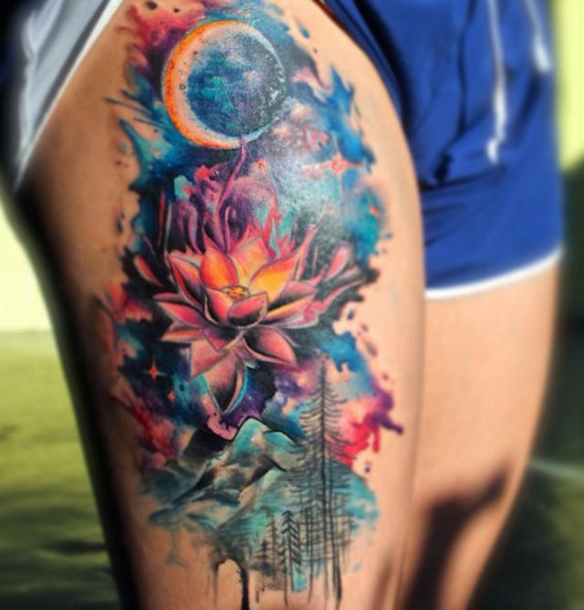 Asheville Ink Meet The Artist Becka Schoedel Of Forever Ideas And Designs