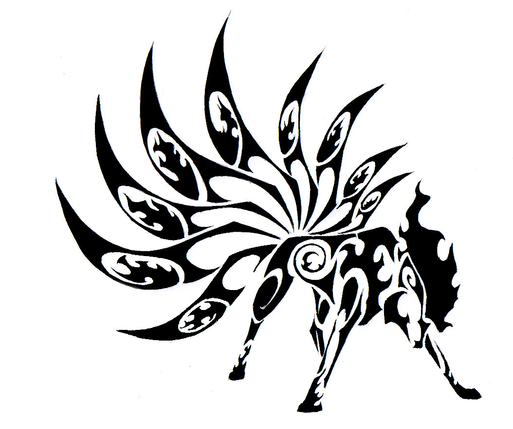 Tribal Tattoo Design Try To Avoid Monotony Unique Slodive Ideas And Designs