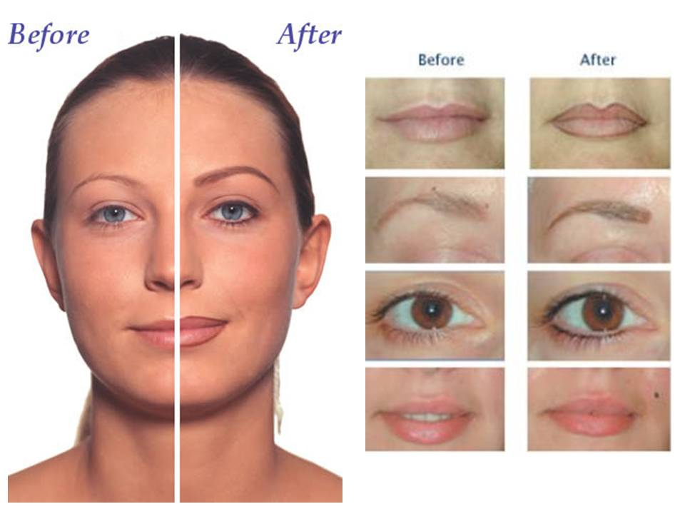 Bombay Beauty Some Fun Permanent Makeup Are You Ideas And Designs