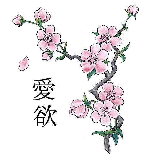 Crazy Tattoo Cherry Blossom Tattoo Designs Their Meanings Ideas And Designs