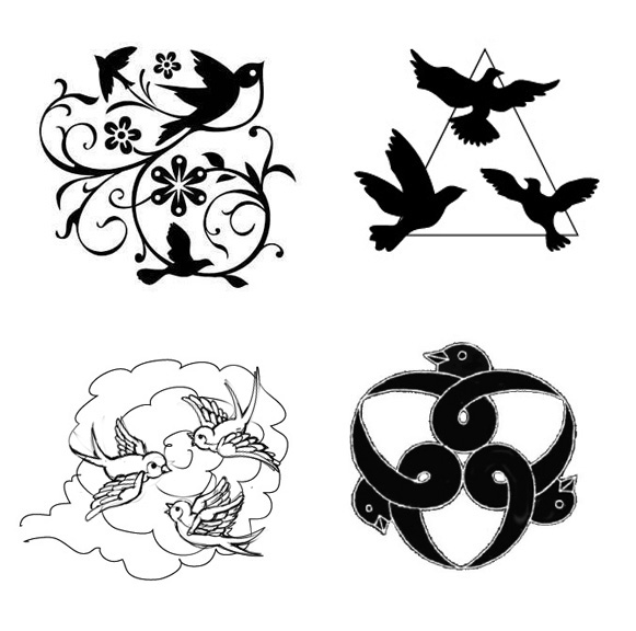 Sparrow Tattoos Ideas Sparrow Bird Tattoo Outline Ideas And Designs