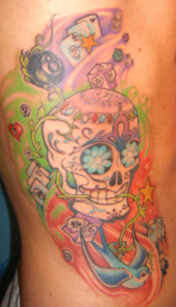 Candy Tattoo Designs All About Ideas And Designs
