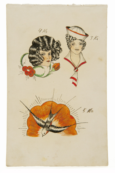 Harlean S Heyday Tattoo Designs From 1920S 1930S Ideas And Designs