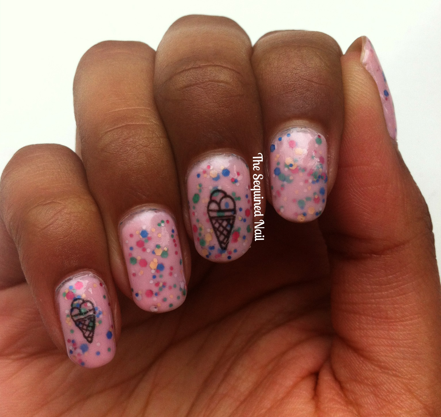 The Sequined Nail Fake Tattoos Nail Tattoos Review Ideas And Designs