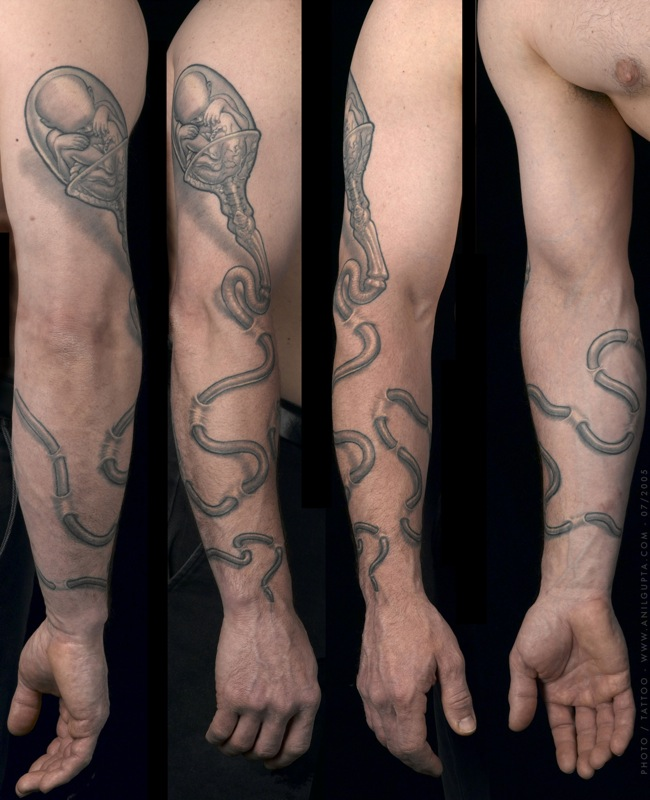 Biology Tattoos Ideas And Designs