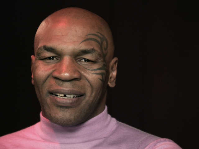 Mike Tyson Jokes About Getting F*C**L Tattoo Removed Ideas And Designs