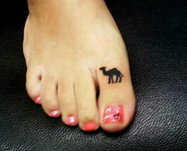 Camel Toe Takes On New Meaning With Camel Toeing Tattoo Ideas And Designs