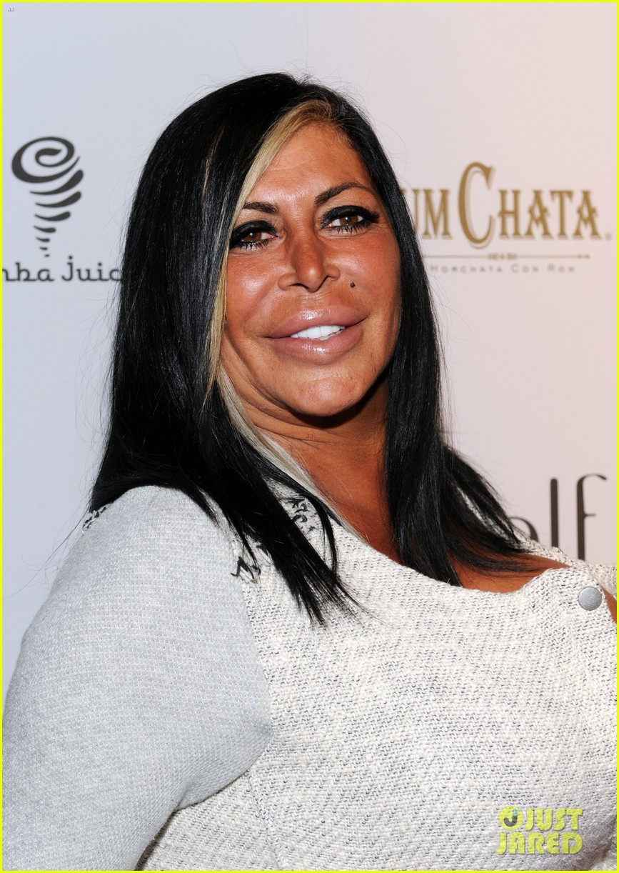 Mob Wives Angela Big Ang Raiola Not Dead Despite Ideas And Designs