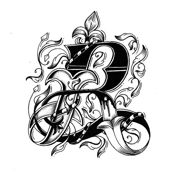 Letter Design For Tattoos Free Download Best Letter Ideas And Designs