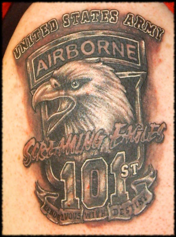 Airborne Tattoo Ideas And Designs