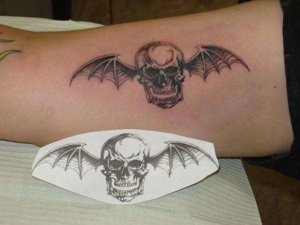 Avenged Sevenfold Tattoo Ideas And Designs