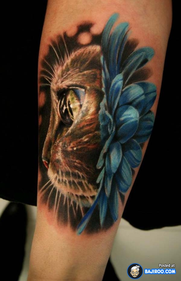 3D Tattoos 2013 Ideas And Designs
