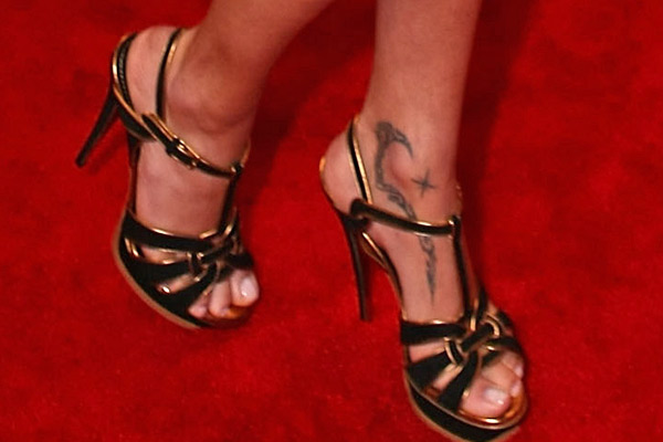 Adriana Lima Tattoo Means Ideas And Designs
