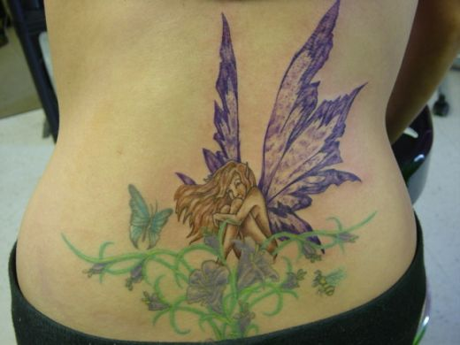 Fairy Tattoos Luxury Interior Design Ideas And Designs