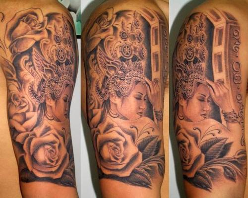 Gorgeous Khmer Tattoo Ideas And Designs