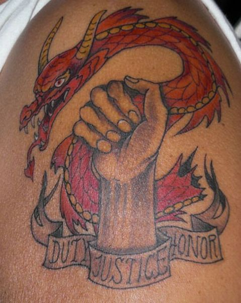 Us Military Tattoos D*Mn Cool Pictures Ideas And Designs