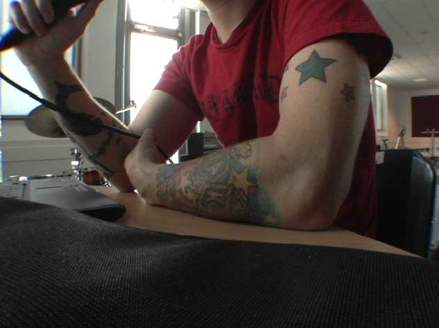 Guitar Maniac And Green Day Freak Tattoos Ideas And Designs