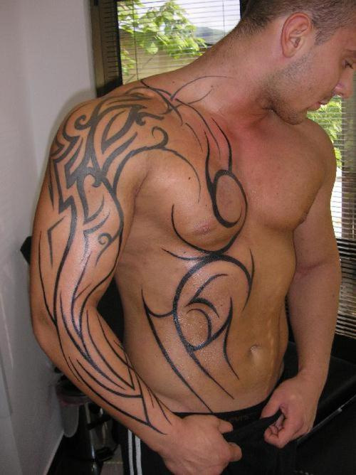 History And Meanings Of Tribal Tattoo Designs Body Paint Ideas And Designs