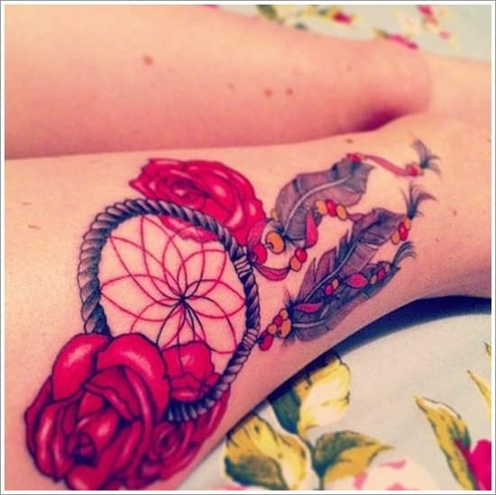 45 Amazing Dreamcatcher Tattoos And Meanings Ideas And Designs