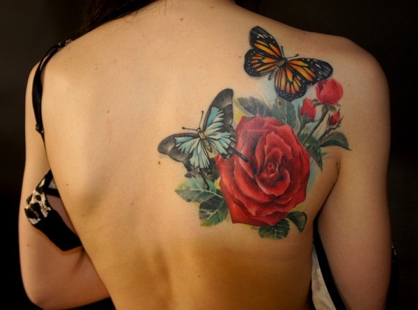 30 Awesome Rose Tattoo Designs For Women Ideas And Designs