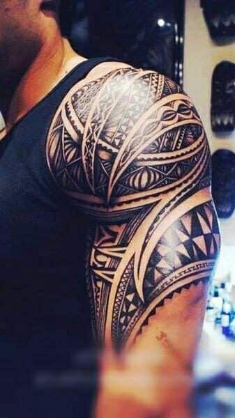 Tribal Tattoos For Men Ideas And Inspiration For Guys In Ideas And Designs