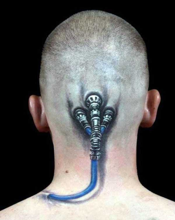 3D Tattoos For Men Ideas And Inspiration For Guys Ideas And Designs