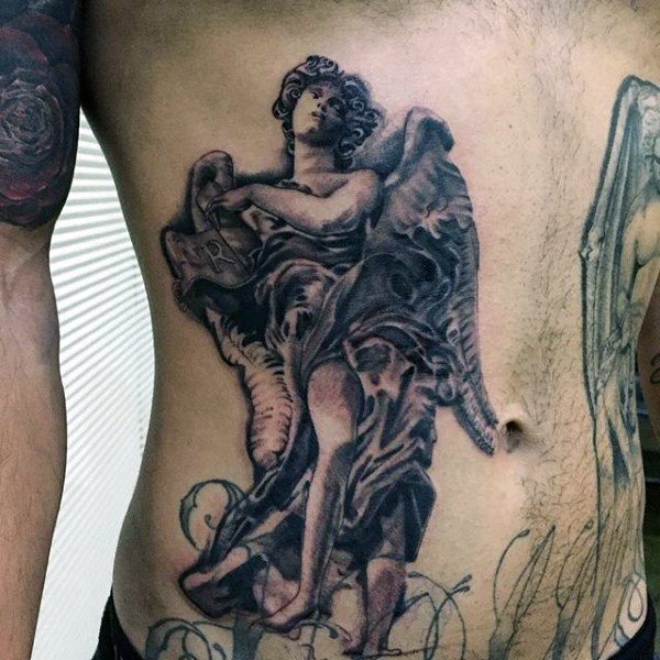 Stomach Tattoos For Men Ideas And Inspiration For Guys Ideas And Designs
