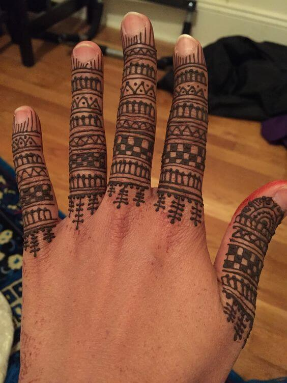 Henna Tattoos For Men Ideas And Designs For Guys Ideas And Designs
