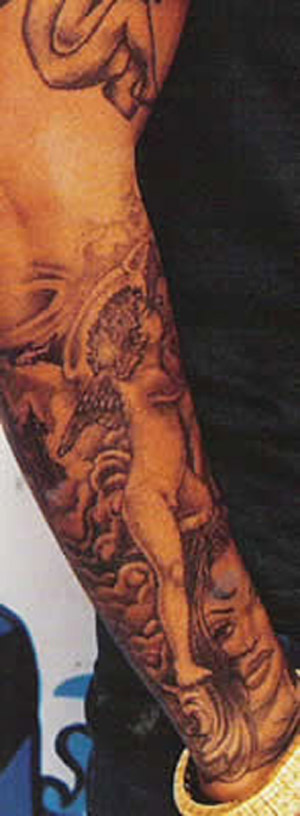 Pharrell Williams Tattoos Pictures Images Pics Photos Of Ideas And Designs